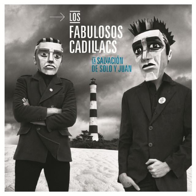 Los Fabulosos Cadillacs La salvación de Solo y Juan album cover