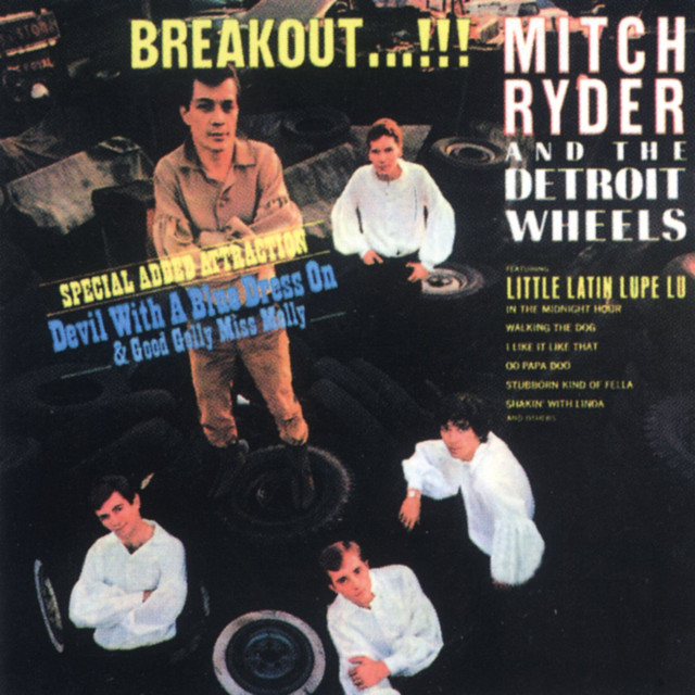 Ooh Poo Pah Doo, a song by Mitch Ryder, The Detroit Wheels ...