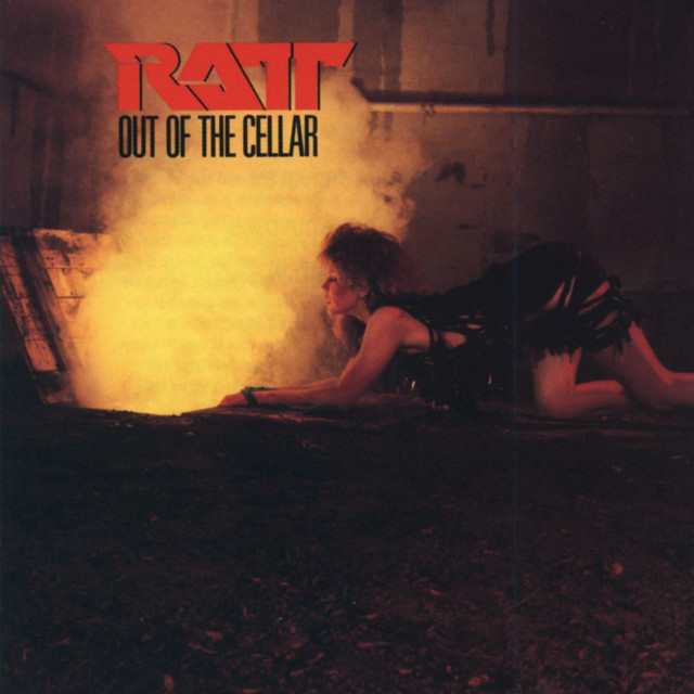Ratt Out of the Cellar album cover
