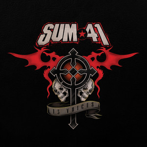 Sum 41 13 Voices cover