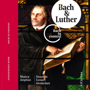 Bach: Bach & Luther album