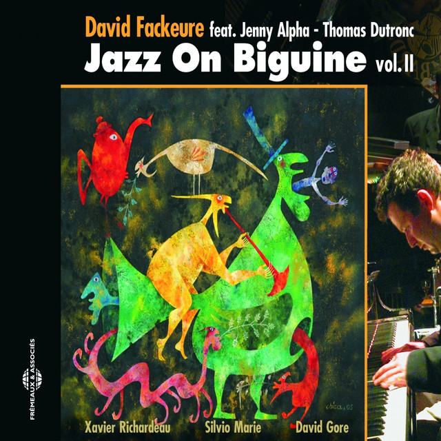 Jazz On Biguine, Vol. II