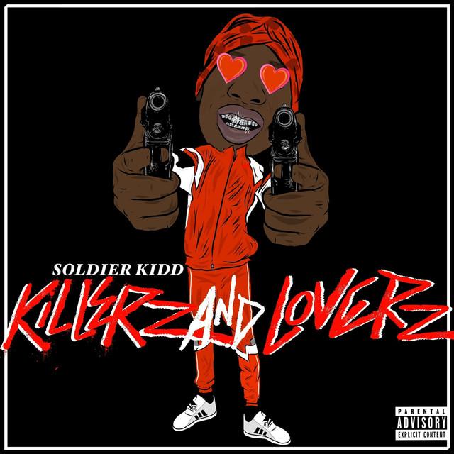 Album cover for Killerz & Loverz by Soldier Kidd