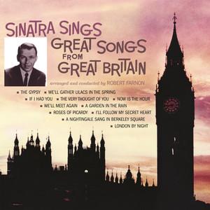Sinatra Sings Great Songs From Great Britain album