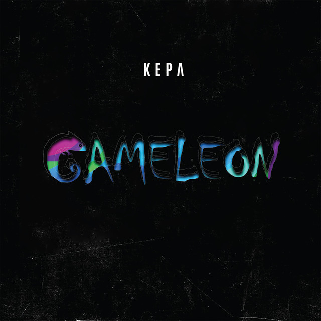 Album cover for Cameleon by Kepa
