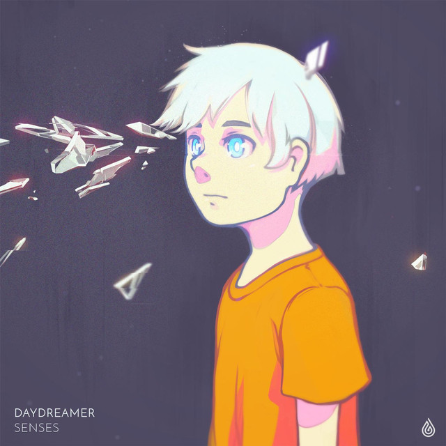 Album cover for Senses by Daydreamer