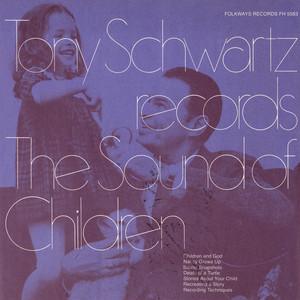 Tony Schwartz Records the Sounds of Children Albumcover