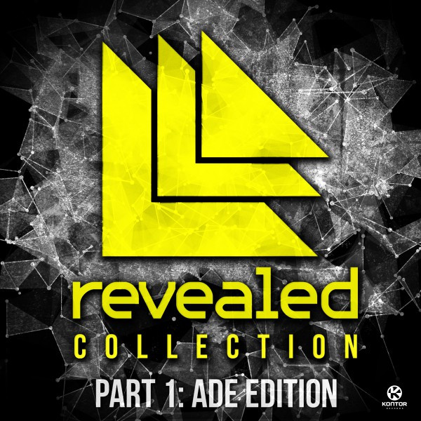 Various Artists Revealed Collection, Pt. 1: ADE Edition album cover