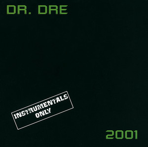 2001 Instrumental Albumcover