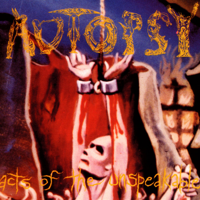 Artwork for Hole In The Head - Bonus Live Tracks by Autopsy