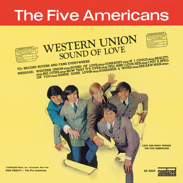 Western Union cover