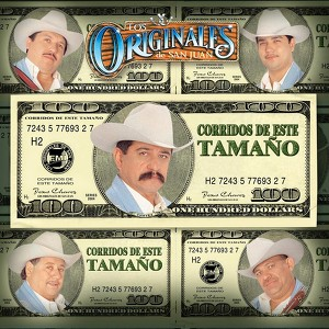 Corridos De Este Tamaño Albumcover