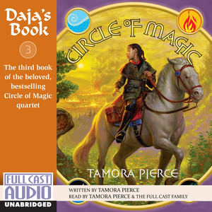 Daja's Book - Circle of Magic 3 (Unabridged)