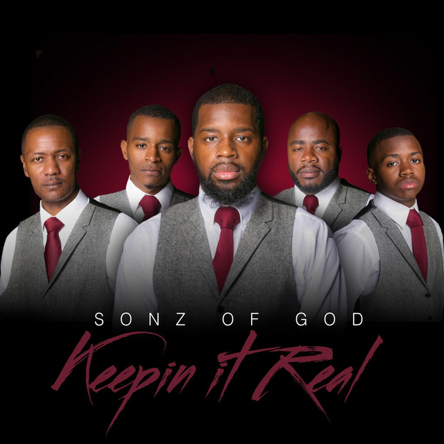 Album cover for Keepin It Real by Sonz of God
