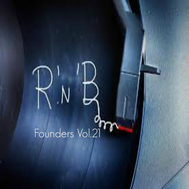 Various Artists R&B Founders, Vol. 21 album cover