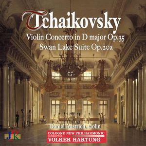 Tchaikovsky: Violin Concerto in D Major, Op. 35 & Swan Lake Suite, Op. 20a Albümü