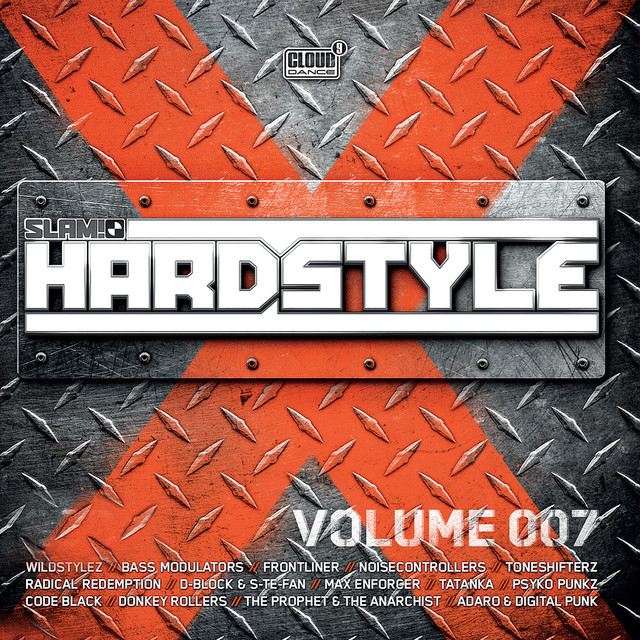 Slam! Hardstyle Vol. 7