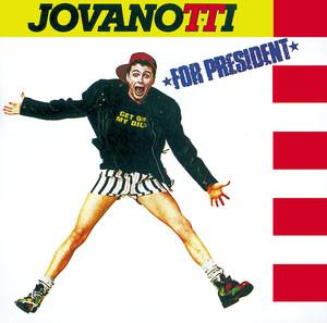 Jovanotti For President Albumcover