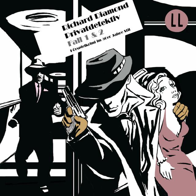 Richard Diamond Privatdetektiv Cover