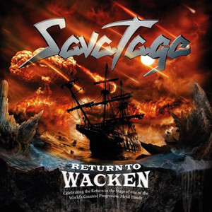 Return to Wacken (Celebrating the Return on the Stage of One of the World's Greatest Progressive Metal Bands) album