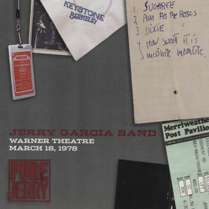 Pure Jerry: Warner Theatre, March 18, 1978