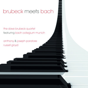 Dave Brubeck, The Dave Brubeck Quartet Lullaby cover