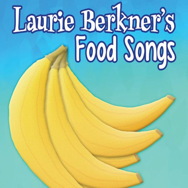 Laurie Berkner's Food Songs Albumcover