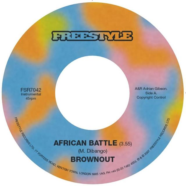 African Battle