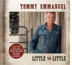 Tommy Emmanuel, Guitar Boogie på Spotify
