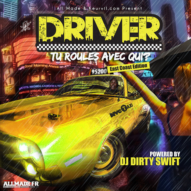 Intro New York State Of Mind, a song by Driver, DJ Dirty