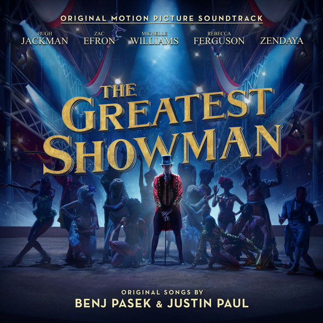 Musik Album 'The Greatest Showman (Original Motion Picture Soundtrack)'