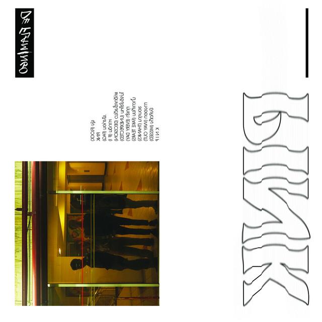 Album cover for K N I P by De Flamingo