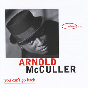 Arnold McCuller Chained cover