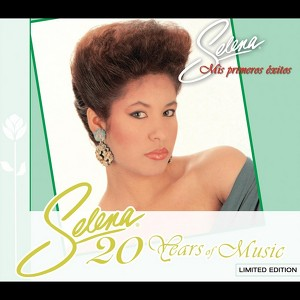 Mis Primeros Exitos - Selena 20 Years Of Music Albumcover