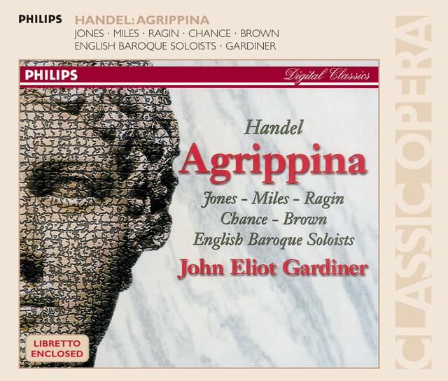 Handel: Agrippina (3 CDs)