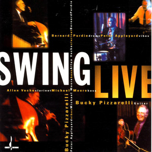 Swing Live album