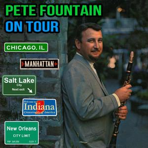 """Pete Fountain """"On Tour"""" album"""