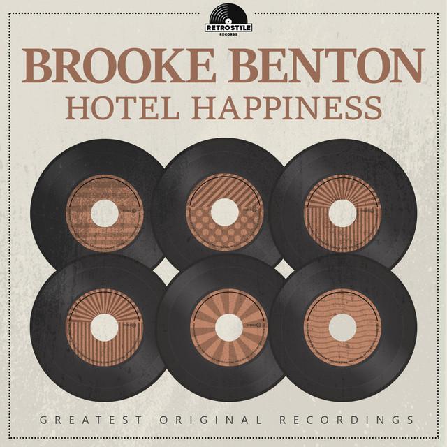 Brook Benton Hotel Happiness album cover