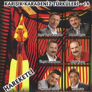 Karışık Karadeniz Türküleri Hareketli - 14 Albümü