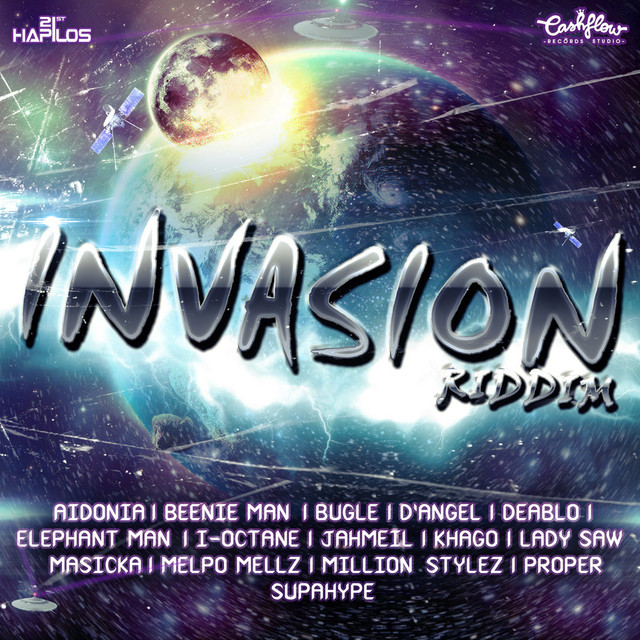 Invasion Riddim by Various Artists on Spotify
