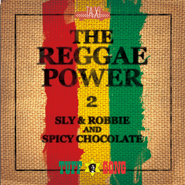 The Reggae Power 2 Albumcover