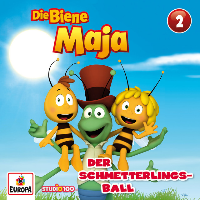 02 - Der Schmetterlingsball (CGI) Cover