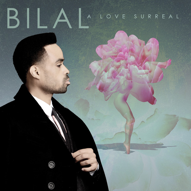 Bilal A Love Surreal album cover