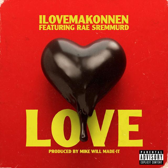 i Love (feat. Rae Sremmurd) album cover