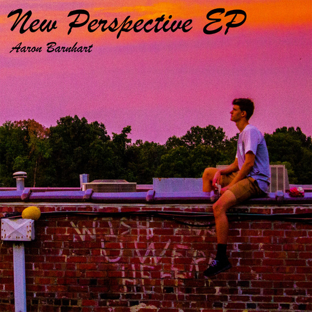 Album cover for New Perspective by Aaron Barnhart