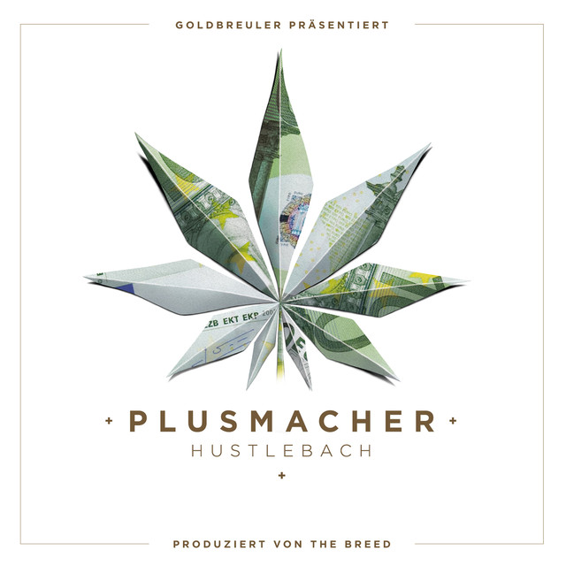 Album cover for Hustlebach by Plusmacher
