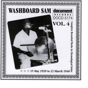 Washboard Sam Vol. 4 1939-1940 album