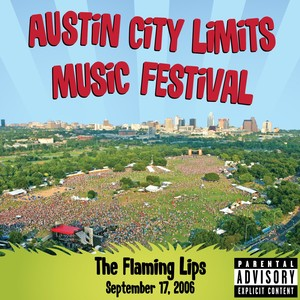 Live at Austin City Limits Music Festival 2006 Albumcover