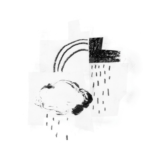 Album cover for In the Shape of a Storm by Damien Jurado