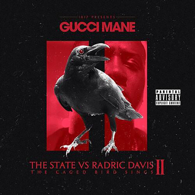 The State vs Radric Davis 2: The Caged Bird Sings Albumcover